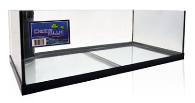 Deep Blue 80 Rimless Frag Clearview Lids