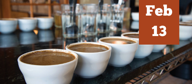 Coffee Tasting (Cupping) - February 13th