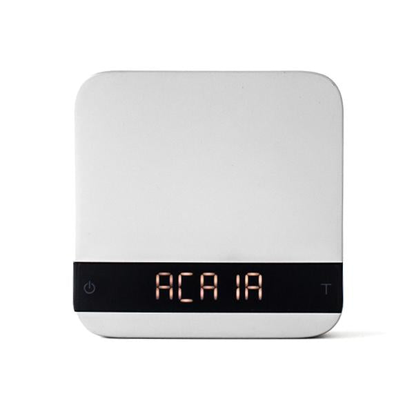 ACAIA LUNAR DIGITAL SCALE SILVER