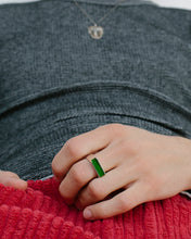 AA Verde Ring - Silver
