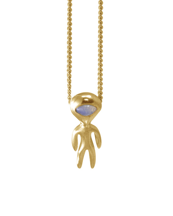 Hola Alien - Gold plated