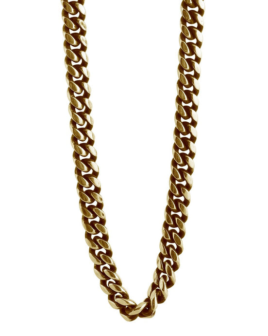 Malo T Chain - Gold Plated