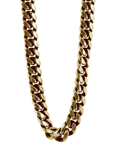 Malo UT Chain - Gold Plated