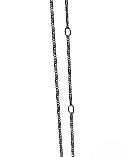 Mini Sucker Necklace - Oxidized