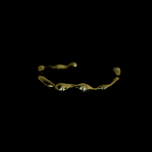 Hydro bracelet - Gold plated
