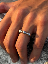 Hydro ring - Silver