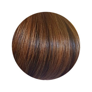 Mocha Blend Piano Colour Human Hair in 5 piece 21.5 Inches - Seamless1