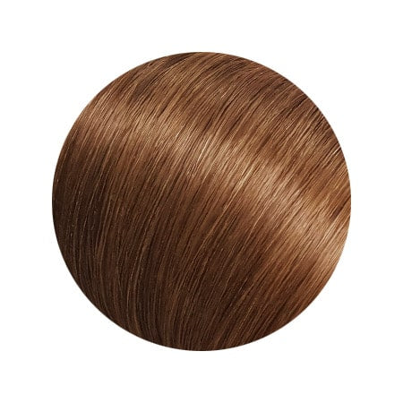 Espresso Human Hair in 1 piece - Seamless1