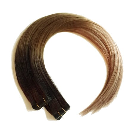 Hot Chocolate Balayage Colour Tape Ultimate - Seamless1