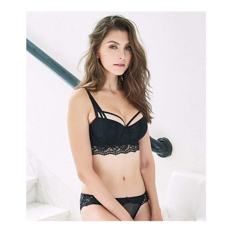 Ellie Lace Push up Bra