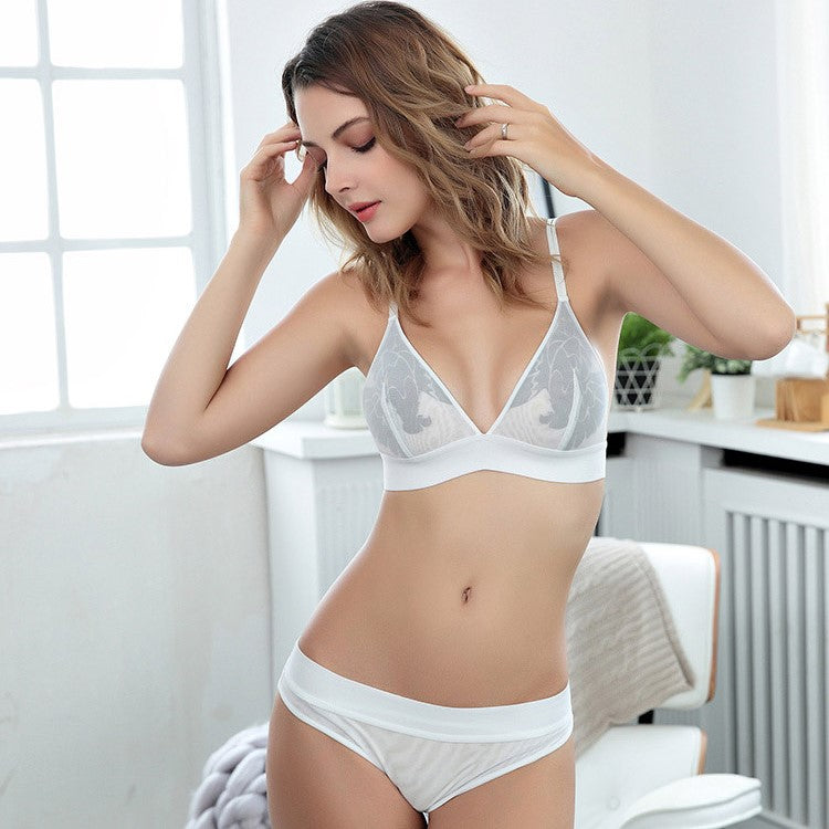 Ellie Wireless Triangle Bra