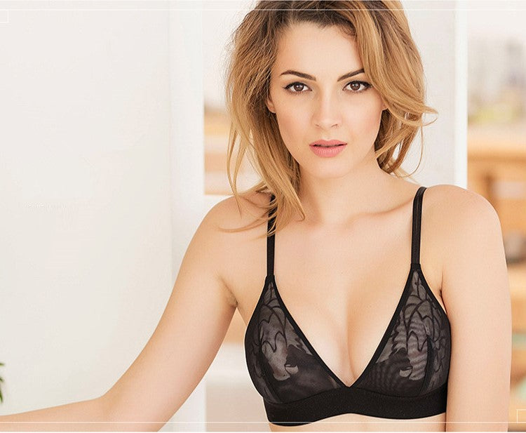 Bright Ellie Black Bra and Panty Set online