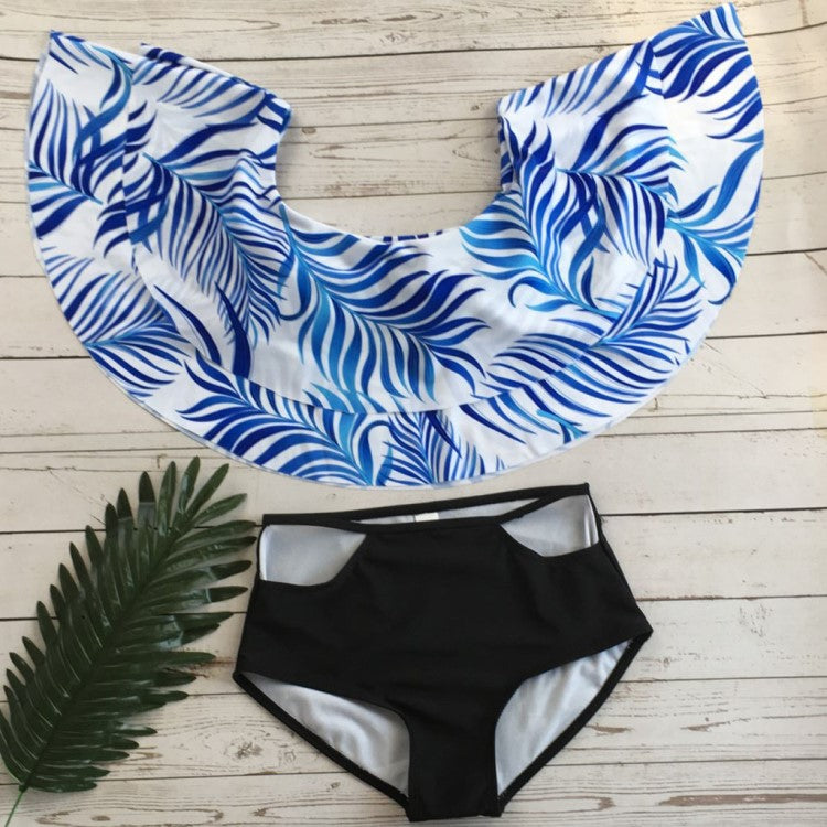 Bright Ellie Two Piece Cute Cheap Swimsuits