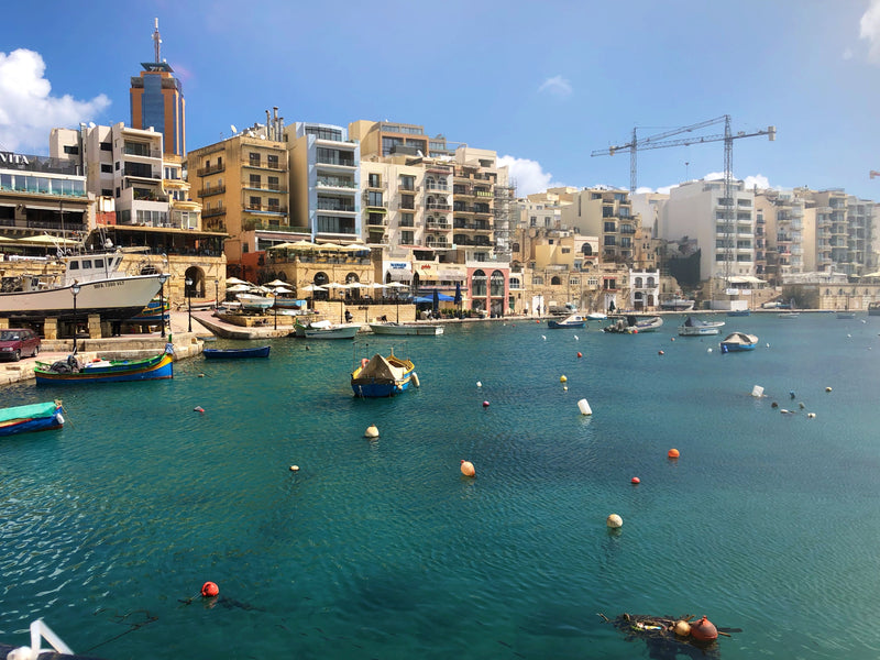 Malta is a feast for the eyes!