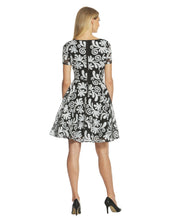 Load image into Gallery viewer, Embroidered Applique Dress - 2