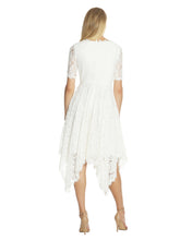 Load image into Gallery viewer, Handkerchief Lace Dress White - 2