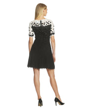 Load image into Gallery viewer, Floral Applique Lace Dress - 3