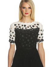 Load image into Gallery viewer, Floral Applique Lace Dress - 2