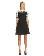 Load image into Gallery viewer, Floral Applique Lace Dress