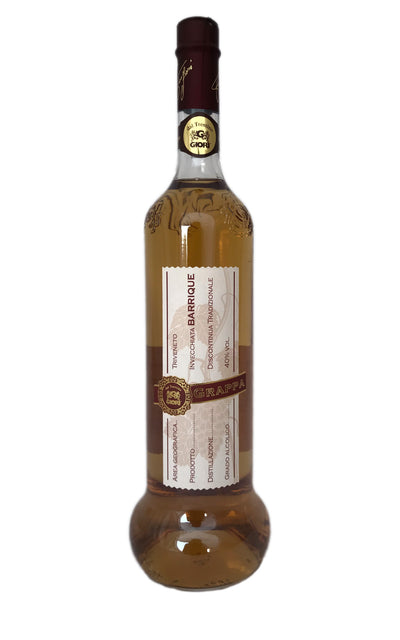 Grappa Trento Barrique