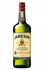 Jameson Irish Whiskey Triple Distilled 0.70 lt.