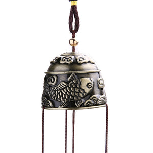 Yu Copper Wind Chime