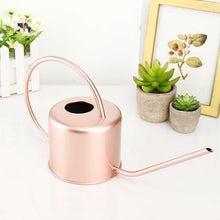 Load image into Gallery viewer, Rosey Watering Can