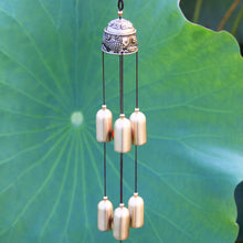 Load image into Gallery viewer, Yu Copper Wind Chime