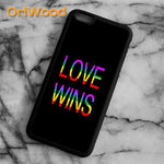 LGBTQ+ iPhone & Galaxie Phone Case.  Choose your Phone Type Below