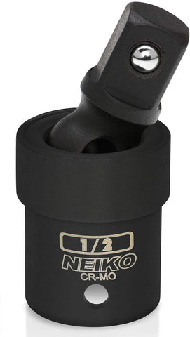 1/2 Inch Universal Impact Black Socket Wobble