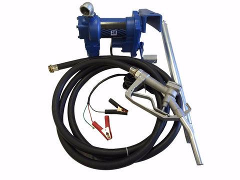 12 Volt Electric Fuel Transferring Pump - tool