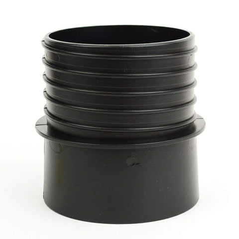 "4"" Inch Quick Connect Flexible Dust Hose Adapter Connector - tool"