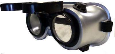 Silver Dr. Horrible Doctor Costume Goggles - tool