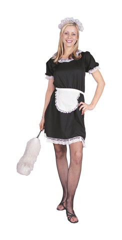 French Maid Housekeeper Costume - tool
