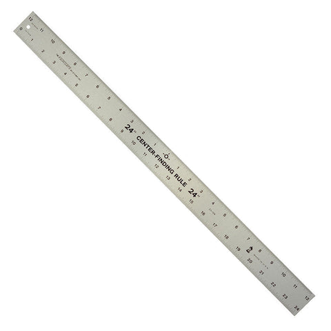 "24"" Center Finder Finding Ruler - tool"