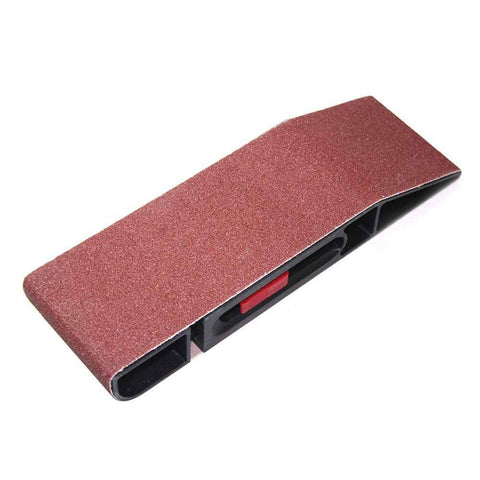 Hand Sanding Block for Sandpaper Belts - JABETC - 1