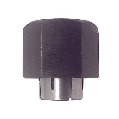 "Replacement 1/2"" Collet and Locknut for Dewalt Router - JABETC - 1"