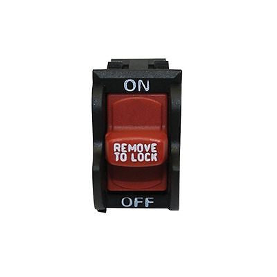 Replacement Power Electric Safety On Off Switch for Delta Tool 489105-00 1343758 - tool