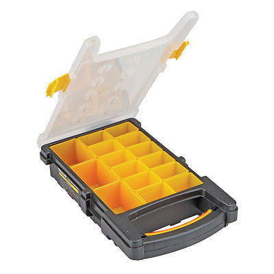 Mini Divided Storage Organizer Drawer Bin Case Box for Small Parts Screws Bolts - tool