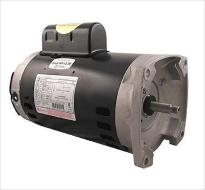Replacement Threaded Shaft Swimming Pool Pump Motor for Hayward Pump Top Mount - JABETC