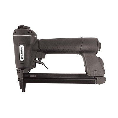 Air Powered Power Tacker Stapler Gun for Upholstery Fabric Stapling - tool