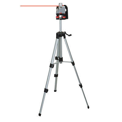 Rotating Laser Level Tool Kit with Tripod - tool