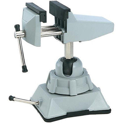 Mini Table Vice Vacuum Base Clamp Vise - tool
