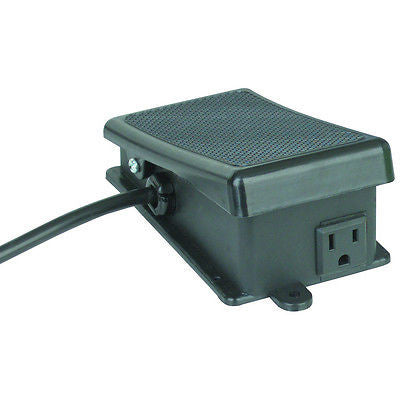 On/Off Electric Foot Pedal Switch - tool
