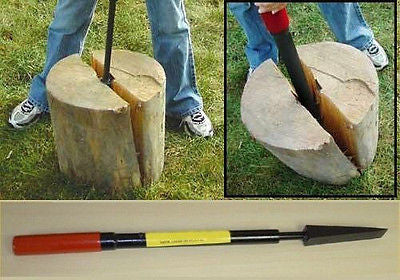Log Splitting Wedge - JABETC