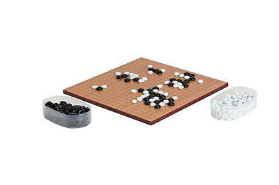 Go Board Game Wooden Stone - JABETC