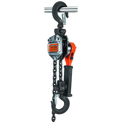 1/4 Ton Small Lever Manual Chain Hoist - JABETC
