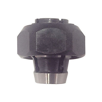 "Replacement 1/2"" Collet and Locknut for Porter Cable Delta Router - JABETC - 1"
