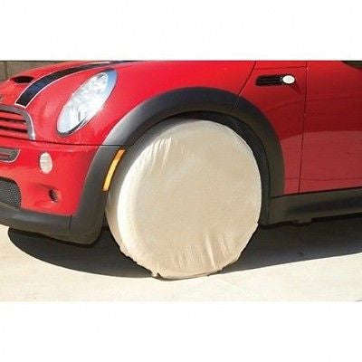 Tire & Wheel Rim Protective Cover Set - JABETC