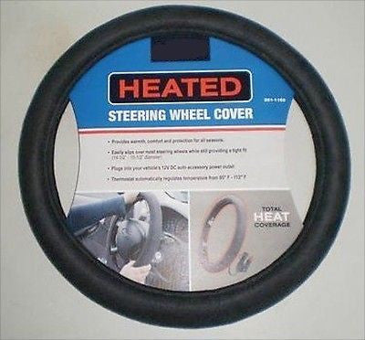 Steering Wheel Heater Cover - JABETC